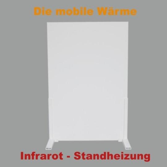 Infrarotstandheizung Von Nuck Jetzt Uberall Mobil Positionierbar