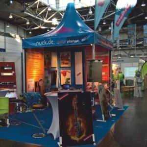Besuchen Sie uns auf der Haus-Bau-Freizeit Messe in Leipzig