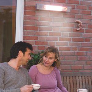 infrarotheizstrahler f r ihre terrasse wintergarten oder. Black Bedroom Furniture Sets. Home Design Ideas