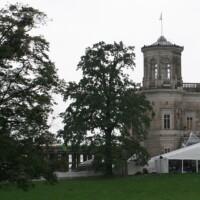 Bild Dresden Lingner Schloss Festzelt 25m breit 15m lang
