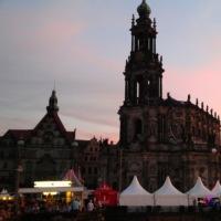 Bild Pagoden in Dresden
