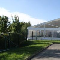 Bild Festzelt 25m breit mit Anbauten bei Freiberg