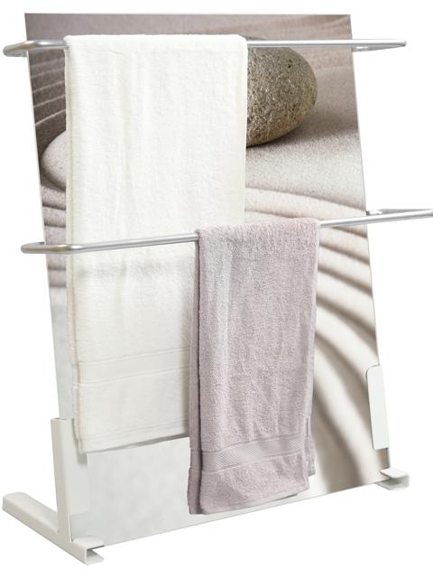 mit einem infrarot handtuchtrockner heizen sie auch ihr. Black Bedroom Furniture Sets. Home Design Ideas